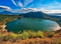 Taal vulkaan - Filipijnen - Intas - CTTO - foto: Intas