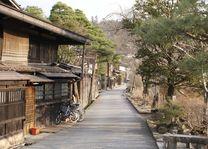 Takayama omgeving platteland - Japan - foto: flickr