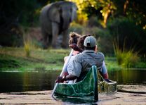 Time Tide Chongwe River Camp - kano safari - Lower Zambezi - Zambia - foto: Chongwe River Camp