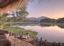 Time Tide Chongwe River Camp - uitzicht - Lower Zambezi - Zambia - foto: Chongwe River Camp