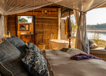 Time Tide Mchenja - kamer - South Luangwa - Zambia - foto: Time Tide Mchenja