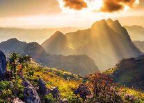 Trekking Mae Manai - Huay Nam Dang - Thailand - foto: lokale agent
