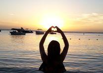Trou aux Biches Beach - Mauritius - foto: Esther van den Berg