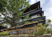 Trunk Hotel Tokyo - facade duurzaam - Tokyo - Japan