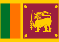 algemeen - vlag Sri-Lanka