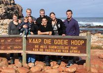 familie Bleumer - Pol zuid afrika kaap de goede hoop - PANGEA Travel - Algemeen