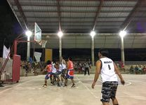 basketbal - Moalboal - Cebu - Filipijnen
