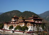 Punakha Dzong - Punakha - Bhutan