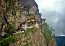 Tiger's nest, Taktsang Palhug - Bhutan - foto: Archief