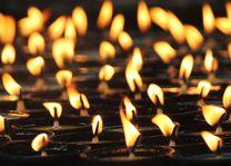 boterlampjes in Bhutan - Bhutan - foto: Archief