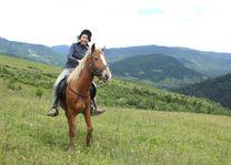 Paardrijden, Bumthang - Bumthang - Bhutan - foto: Lokale agent