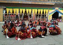 festival  Paro Domchoe (1) - Paro - Bhutan - foto: Tashi Gyeltshen