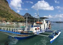 boot - bangka - expeditie - El Nido - Coron - Filipijnen