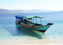 bootje op het eiland Flores - pixabay - foto: pixabay