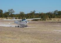 Vliegtuigje - Botswana