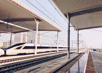 bullet train - China