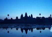 Angkor Wat zonsopkomst - Angkor - Cambodja