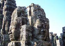 Bayon Tempel - Angkor - Cambodja