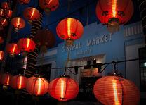Central Market - Lampionnen - Kuala Lumpur - Maleisië - foto: flickr