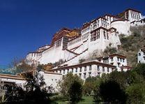 Potala paleis - Lhasa - China