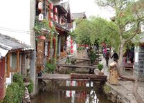 Lijiang Ancient Town - Lijiang - China
