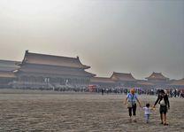 verboden stad - China - foto: Daniel de Gruiter