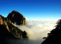 uitzicht Huangshan (2) - Huangshan - China - foto: Unexpected China