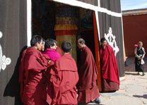 Labrang klooster in Xiahe (2) - Xiahe - China - foto: Roselien van der Wielen