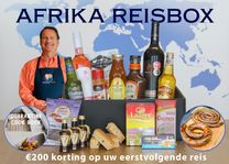 culinaire box Afrika