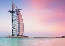 Burj al Arab exterior - Burj al Arab - Dubai - Dubai