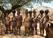 eswatini (swaziland) - traditionele stam - zuid-afrika - foto: pixabay