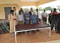 foundation lokale agent - nieuwe ziekenhuisbedden -  Tanzania