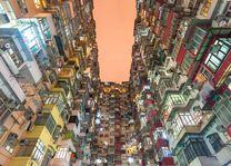 Hoogbouw Hongkong - Hong Kong