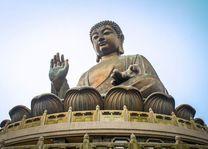 Boeddha Lantau Island - Hong Kong