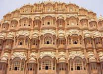 tempel van de winden - Jaipur - India