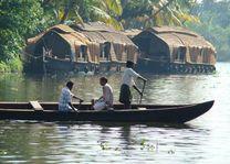 Houseboat - Backwaters - India