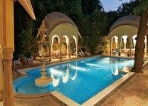 zwembad - Alsisar Haveli - Jaipur - India