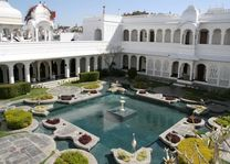 binnenkant - Taj Lake Palace - Udaipur - India