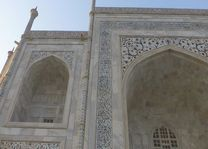 Taj Mahal in Agra - Agra - India - foto: Karin Nuijt