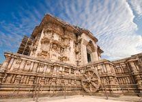 Tempel van de zon, Konark, Orissa - India - foto: Archief