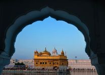 Amritar Golden Temple - India - foto: Archief
