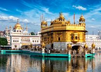 Sikh Gurdwara Golden Temple, Amritsar, Punjab - India - foto: Archief