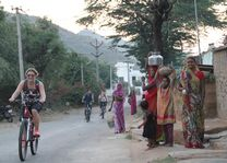 fietstour Rajasthan - Udaipur - Rajasthan - Udaipur - India - foto: Bhawani Singh Chandela