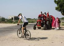 fietsen in Rajasthan - Rajasthan - India - foto: Bhawani Singh Chandela