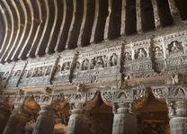 Ajanta caves in Aurangabad - Aurangabad - India - foto: Shiram Rajagopalam