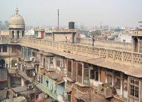 spice market - old Delhi - India - foto: Mieke Arendsen