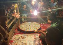 mini casino op straatkermis - Sikkim - India - foto: Mieke Arendsen