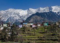dorpje in Ladakh - Ladakh - India - foto: Ashfaq Rah