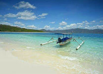 indonesie - Lombok - Gili Asahan - boot