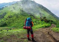 Indonesie - Sumatra - trekking vulkaan